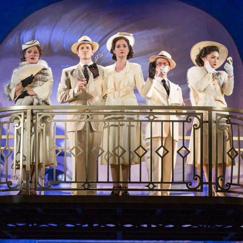 Evita- Repertory Theatre of St. Louis
