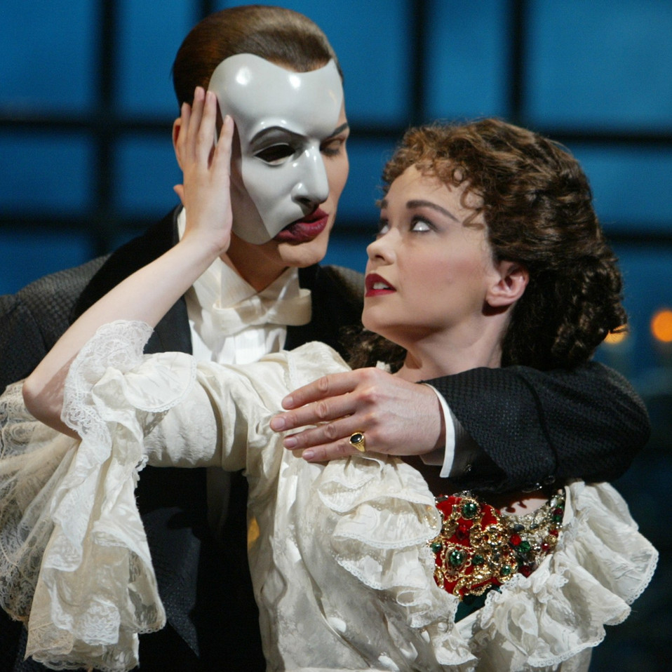 The Phantom of the Opera- Broadway