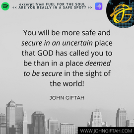 You will be safe and secure even in an u
