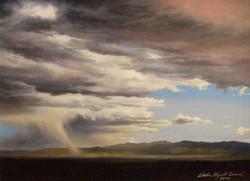 The Oquirrh Mountains