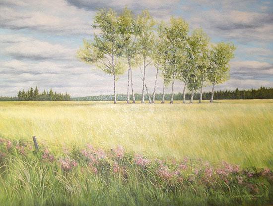 Wild Rose Prairie IV