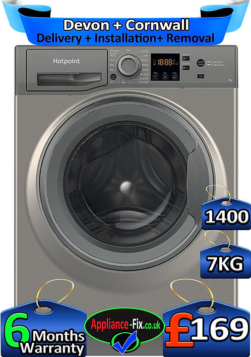 HOTPOINT NSWM743GG