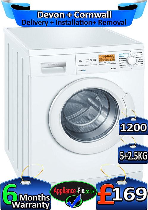 SIEMENS WD12D523GB
