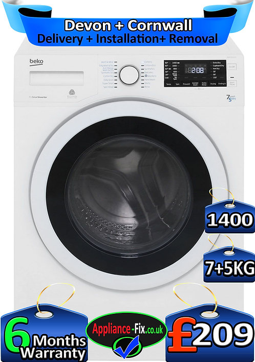 BEKO WDC7523002W