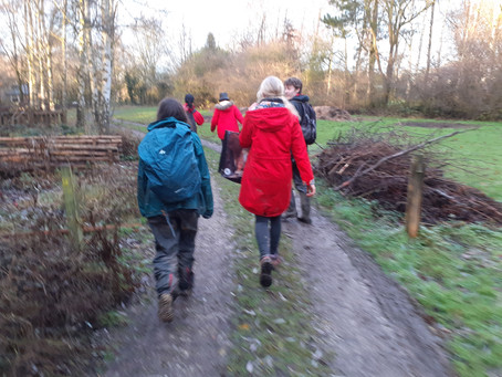 An invitation to get involved in the John Muir Award
