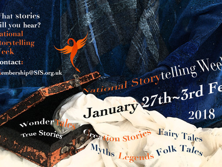 National Storytelling week 2018