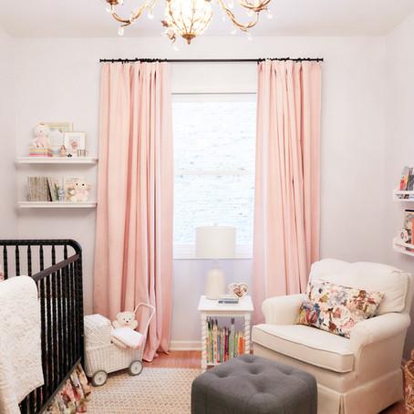 Anna's Nursery Reveal