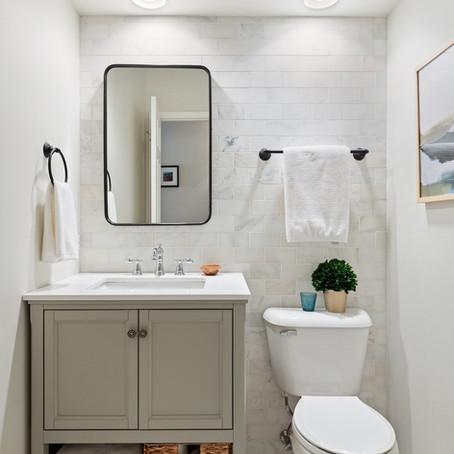 Our Bathroom Renovation!