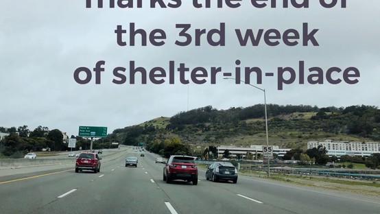 60 minutes around San Francisco