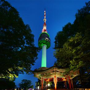 แลนด์มาร์คที่ต้องไปดูของโซล, นัมซาน โซลทาวเวอร์ (A Must-see Landmark of Seoul, Namsan Seoul Tower)