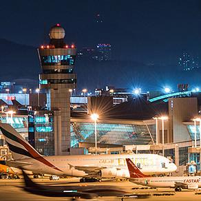 สนามบินอินชอน (Flights : Incheon International Airport)