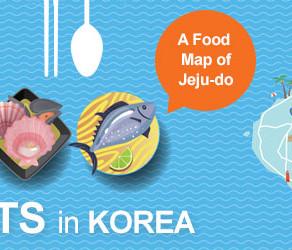 ไปเจจูโดต้องไปโดน : 7 อาหารน่ากินที่เจจู (A Food Map of Jeju-do : 7 Local Foods in Jeju)