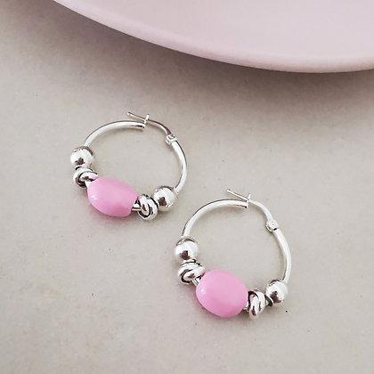 Orecchini Candy Pink