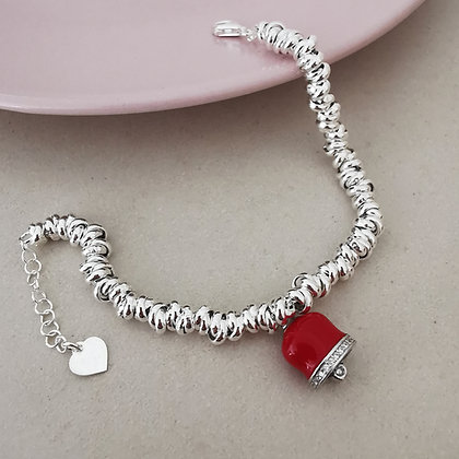 Bracciale Meredith Red Bell