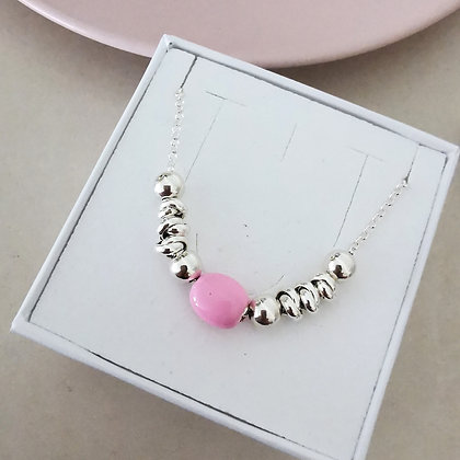 Collana Candy Pink
