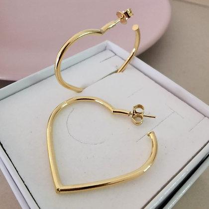 Orecchini Paris Gold