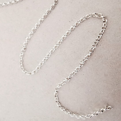 Anima/Catena in argento 925 - 20 cm