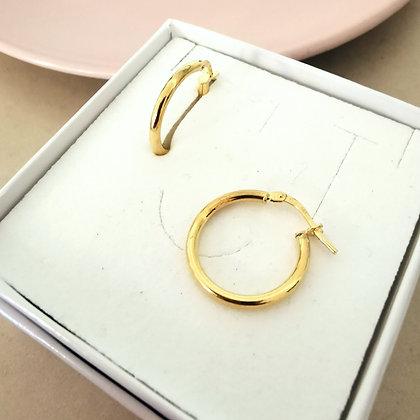 Orecchini Camberra Medium Gold