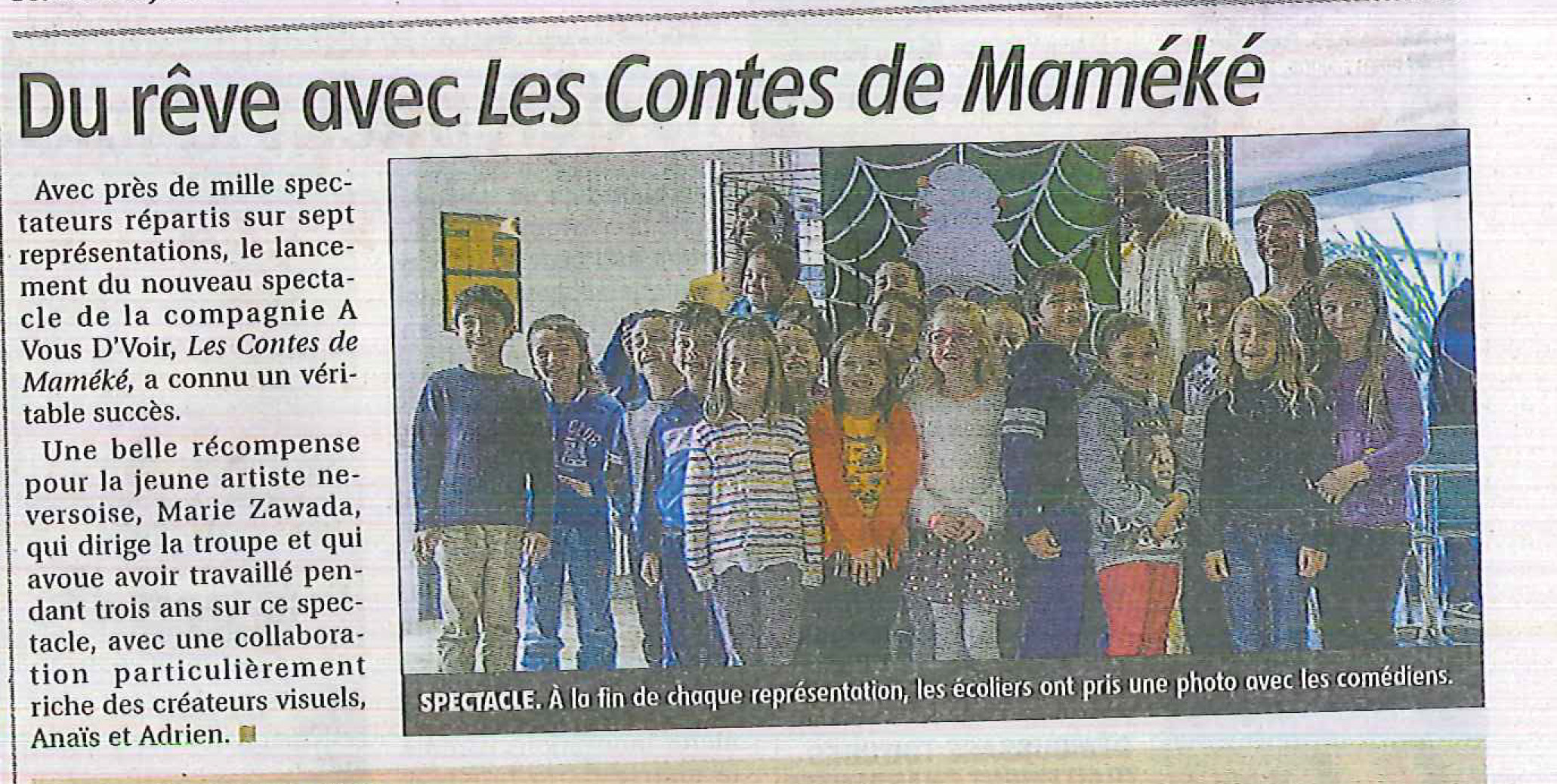 Le Journal du centre 20 octobre 2015