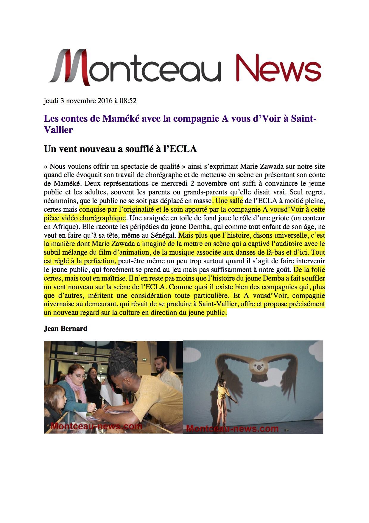 Maméké-montceau_news-03_novembre_2016