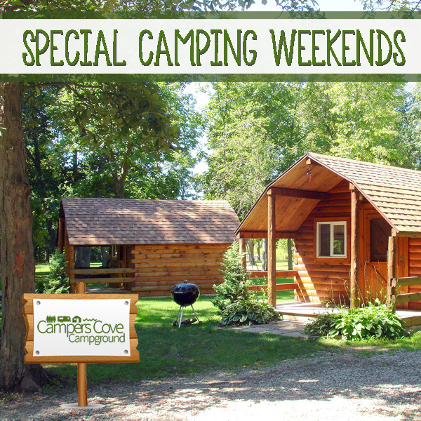 Special Camping Weekends