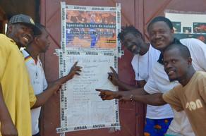 フェスティバル La Voix de Guinee
