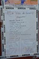 フェスティバル La Voix de Guinee 支援者の皆様