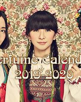 Perfumeカレンダー