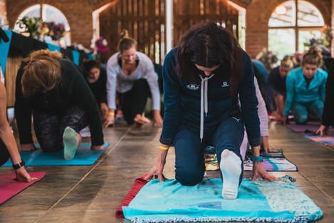 Indoor Yoga Studios