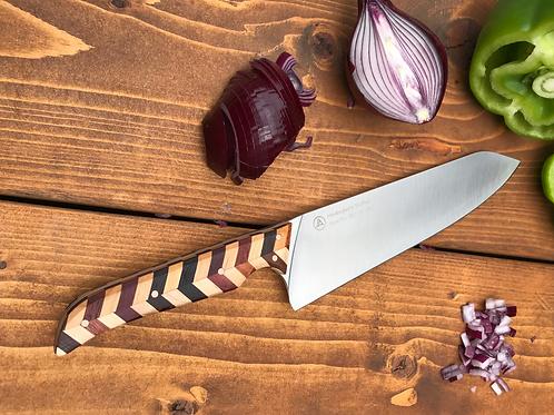 8 Inch Chef- Laminated