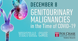 Genitourinary Malignancies in the Time of COVID-19