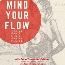 Mind your flow