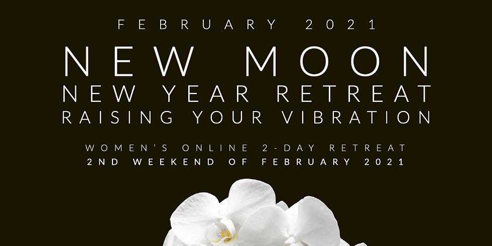 Women's 2-Day Online Retreat, February 2021