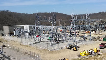 substation constrution