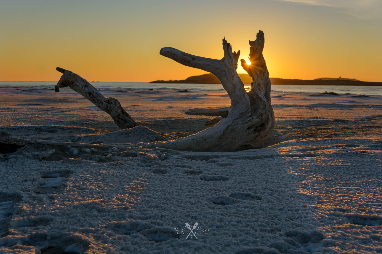 Popham Beach State Park Sunrise