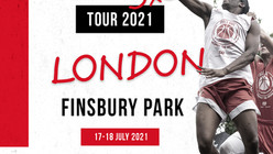 London Awaits....