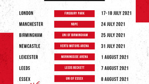 National 3x3 Tour Dates Confirmed