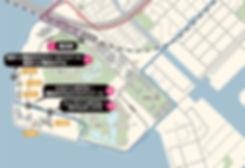 浦安バル街 舞浜地区 対象エリア