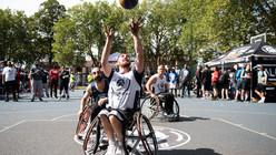 Ball Out 3x3 x British Wheelchair Basketball