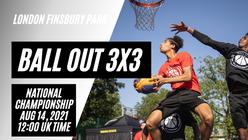 Ball Out 3x3 Finals Live Stream