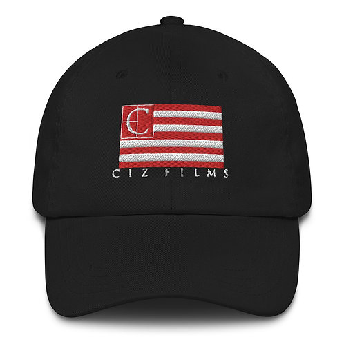Ciz Flag Dad Hat