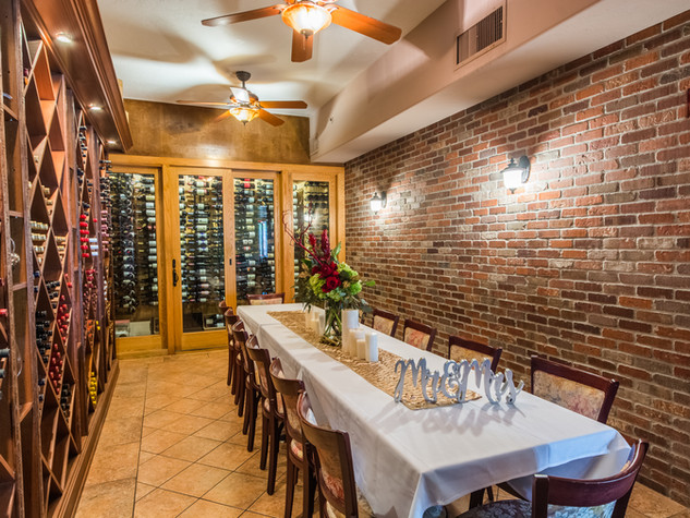 Bevardi's Salute Wine Cellar