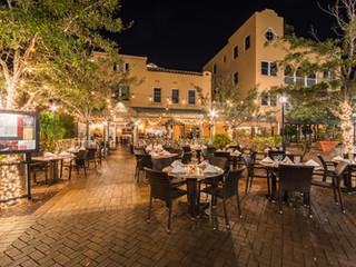 Garden Terrace at Bevardi's Salute Restaurant