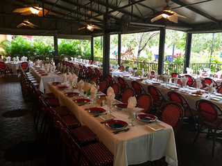 Catered Outdoor Events