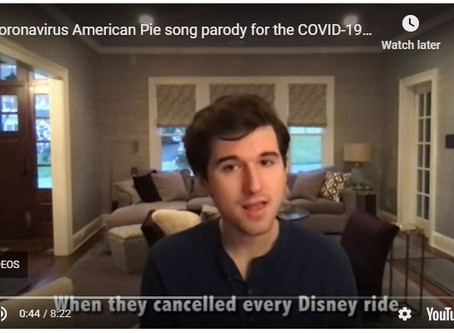 I Miss American Life, An American Pie Song Parody for the COVID-19 Coronavirus