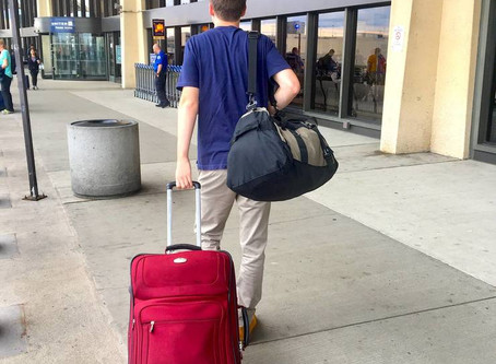 From Crayons to Passports: An Empty Nester's Back-to-School Thoughts
