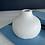Thumbnail: Small white belly vase