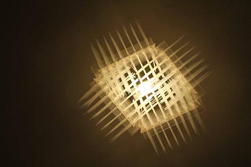 Deckenlampe: Cage
