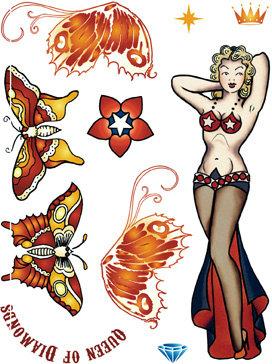 Butterfly Queen Digital