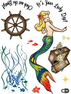 Mermaid Treasure Digital